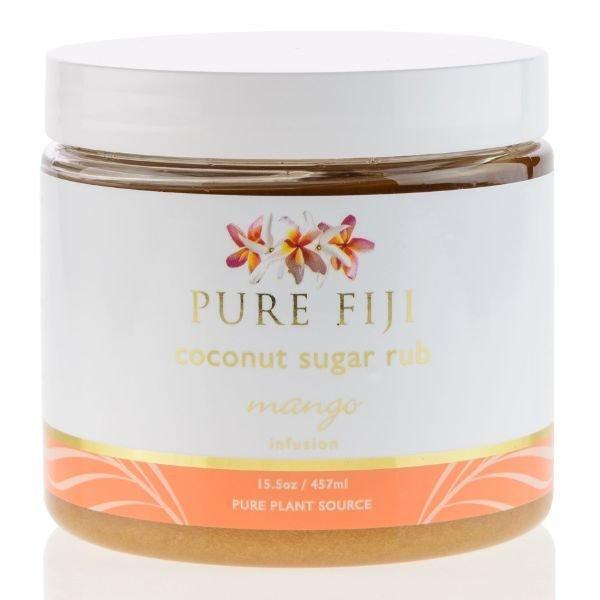 Coconut Sugar Rub