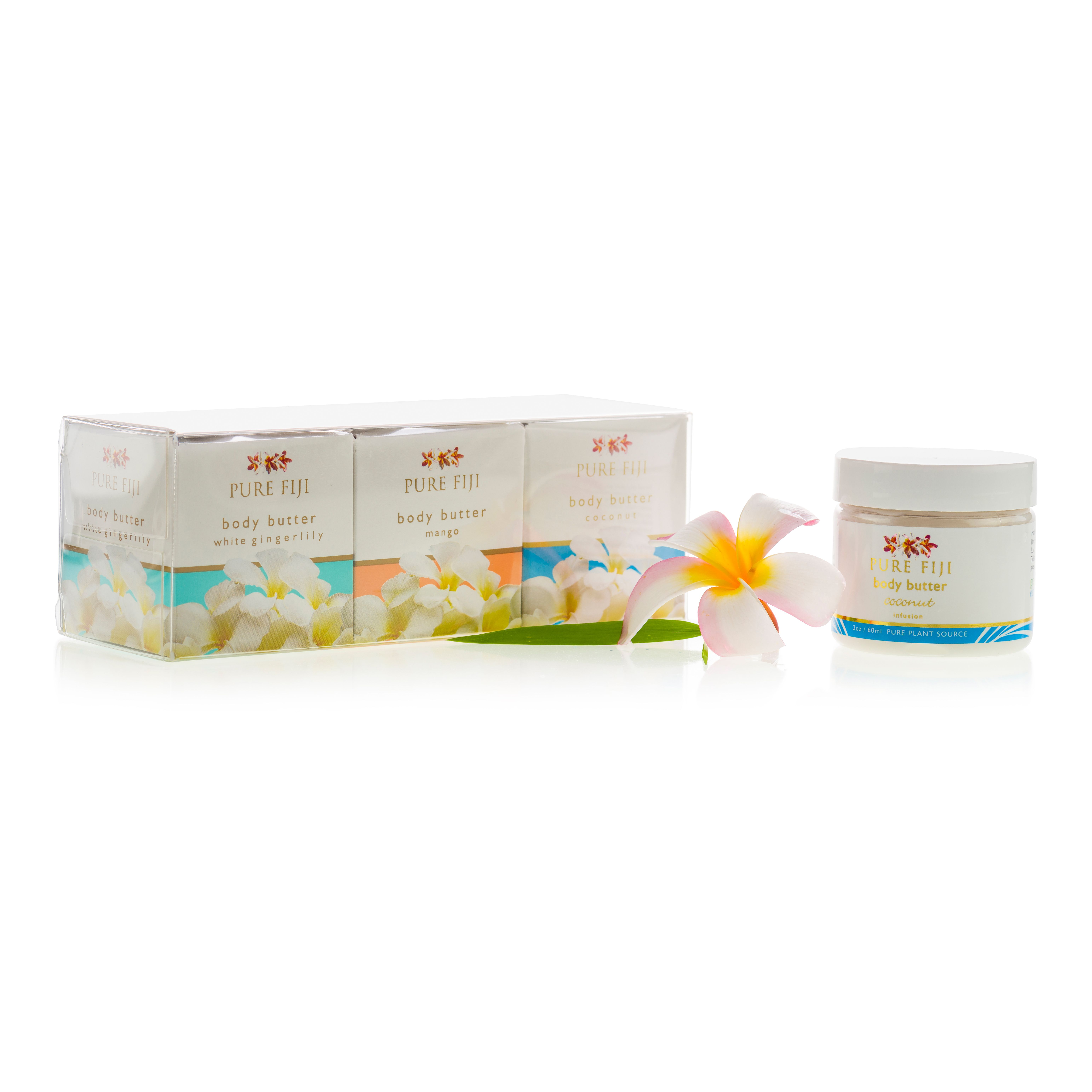 Body Butter Trio Gift Pack