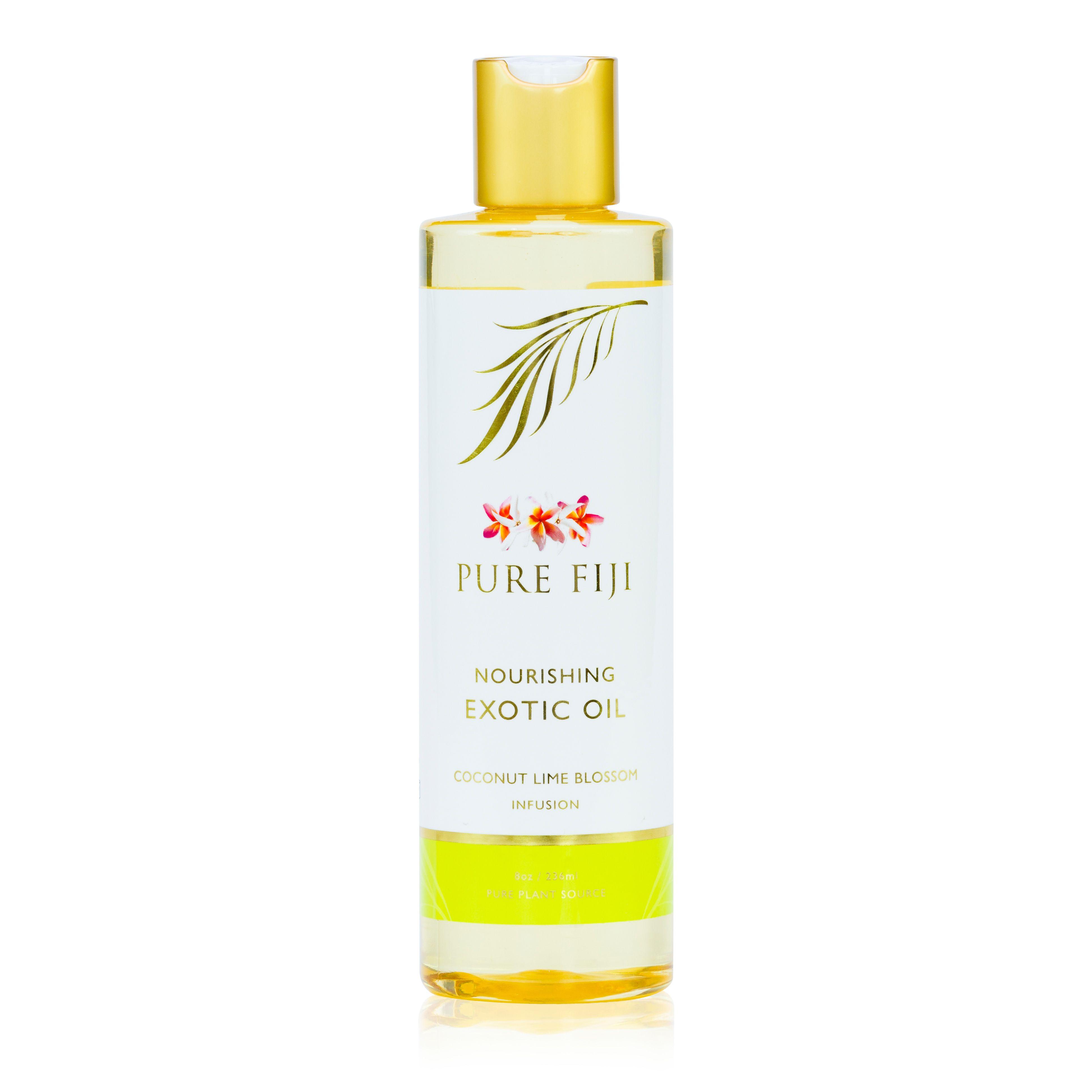 Nourishing Exotic Oil